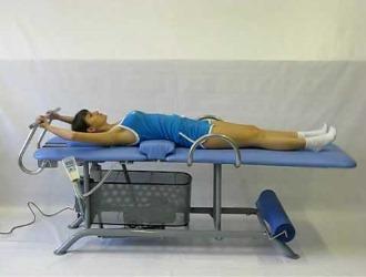 Особое место в реабилитации после транспедикулярной фиксации занимает механотерапия