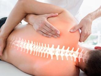 Массаж - одно из самых эффективных средств терапии позвоночника