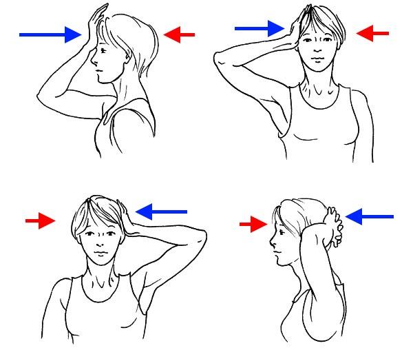 Ознакомьтесь с техникой выполнения некоторых изометрических упражнений