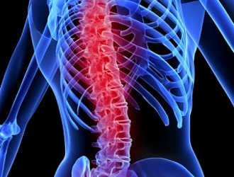 Грудной отдел и поясничный имеют одинаковые причины травматизации