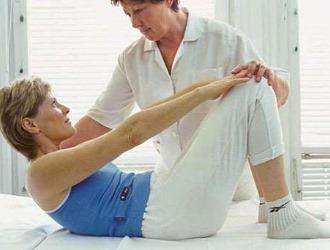 ЛФК и массаж при травме позвоночника делают только на 10 сутки после ушиба