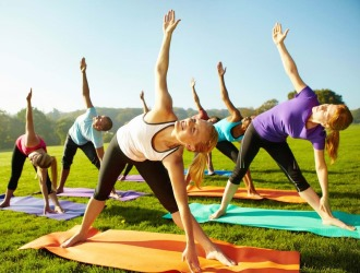 Физическая деятельность позволит избежать застойных явлений в хрящевой и костной ткани