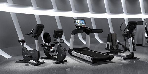 Тренажеры бывают для кардио и силовых тренировок