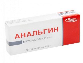 Для временного устранения головной боли при остеохондрозе шейного отдела можно воспользоваться анальгином