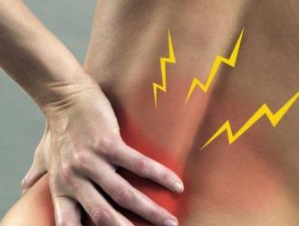 Застуженные мышцы спины