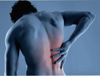 Как лечить ушиб спины?