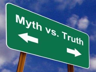 Обратите внимание на мифы об сколиотической болезни