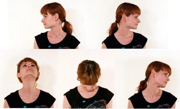 Ниже описаны упражнения для лечения кривошеи у взрослых