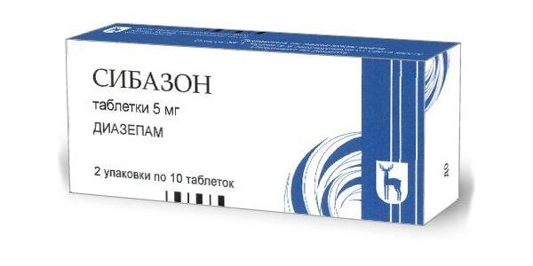 Сибазон выпускается в виде таблеток и раствора для инъекций
