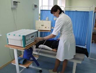 Комплексное лечение миелопатии могут дополнять физиопроцедурами