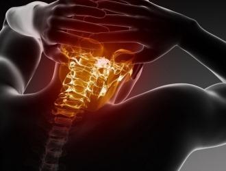 Один из симптомов при воспалении затылочного нерва - наличие триггерных точек