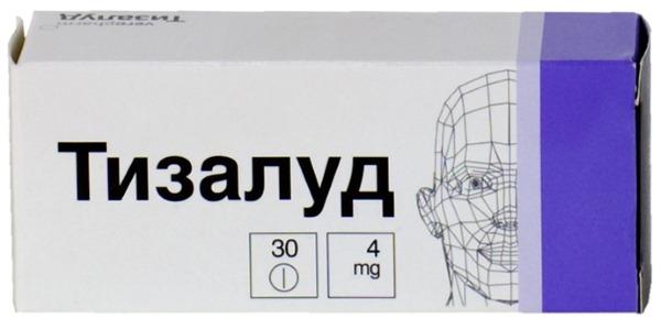 Тизалуд является препаратом центрального действия