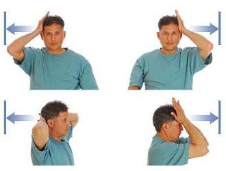 Наилучшая профилактика защемления нерва - физические упражнения для шеи