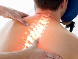 В первые два месяца массаж и ЛФК при переломе позвоночника не делают