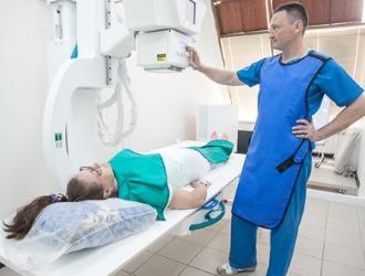 Рентген пояснично-крестцового отдела