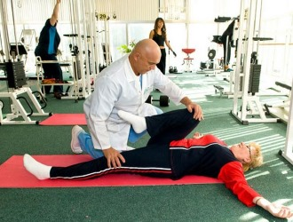 Упражнения при гипертонии по бубновскому