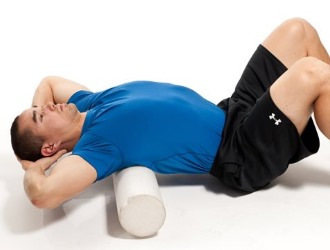 Упражнения от остеохондроза грудного отдела