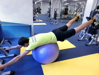 Упражнения для занятий при позвоночной грыже