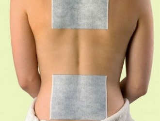 Обратите внимание на то, какие пластыри используют для устранения болей в спине