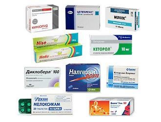 В период обострения грыжи позвоночника необходим прием стероидных и нестероидных противовоспалительных средств