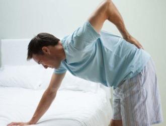 Боль в пояснице после сна