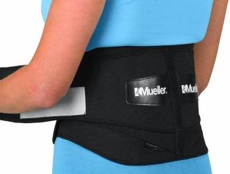 Корсет для спины при грыже позвоночника