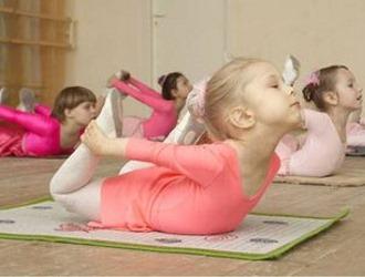 Упражнения для укрепления позвоночника у детей