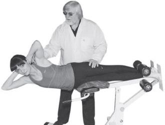 Упражнения Дикуля