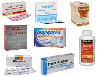 Ознакомьтесь со списком нестероидных препаратов, которые применяют при воспалении седалищного нерва